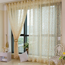 factory direct sale luxury high-grade curtain newly style window screening for the living rome bedroom