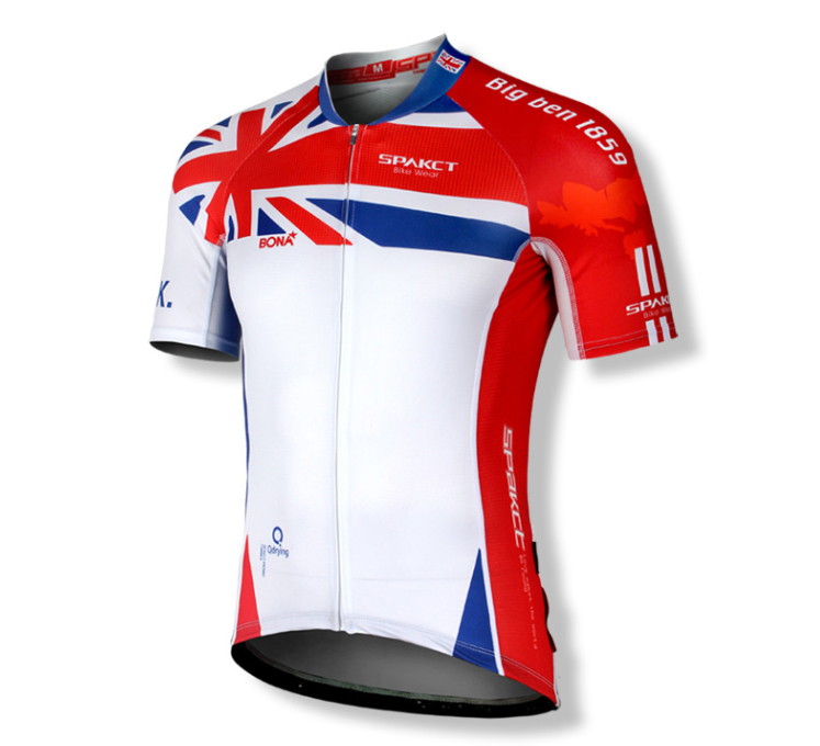 fast delivery classic design team custom sportswear eco friendly cycling jersey no minimum