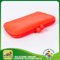 Silicone hot selling multifunction trendy latest design ladies purse