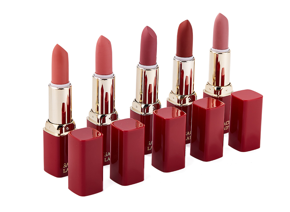SL621 SACE LADY Long Wearing Smooth High Pigmented Velvet Luxurious Matte Lipstick