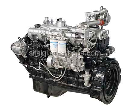 Brand New Yuchai Marine Engine YC6J SERIES DIESEL 6 Cylinders with Advance / Fada / Fenjin Gearbox