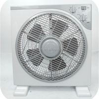 Household 12 Inch Square Box Fan