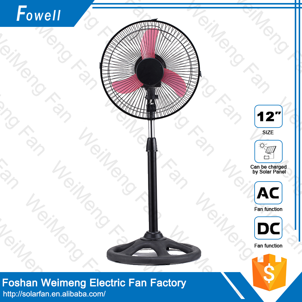 High Quality Multi Function Rechargeable Fan Factory