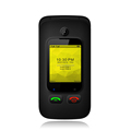 Pros MTK6261 2.4inch Cell Phone Unlocked Support Multi-Language With SOS Button Elder Easy Use Flip