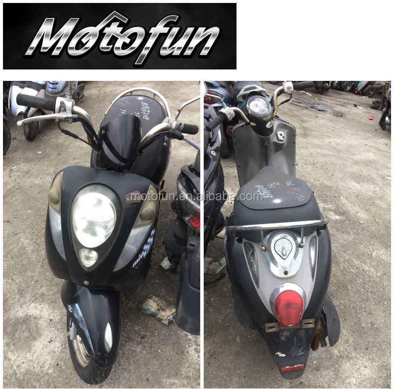 Used SYM Mio 100 Scooter Motorcycle