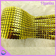 Plastic Rhinestone Roll Wholesale Sewing Accessories Hot Sale