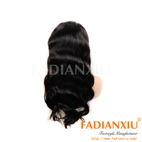 Peruvian, Indian, Malaysian, Brazilian Virgin Hair Wig For Black Woman