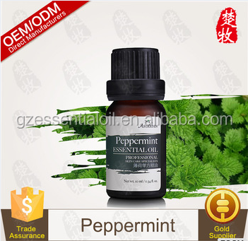 Fresh Aroma Oil Natural Peppermint Essential Oil OEM/ODM Supply Wholesale Price