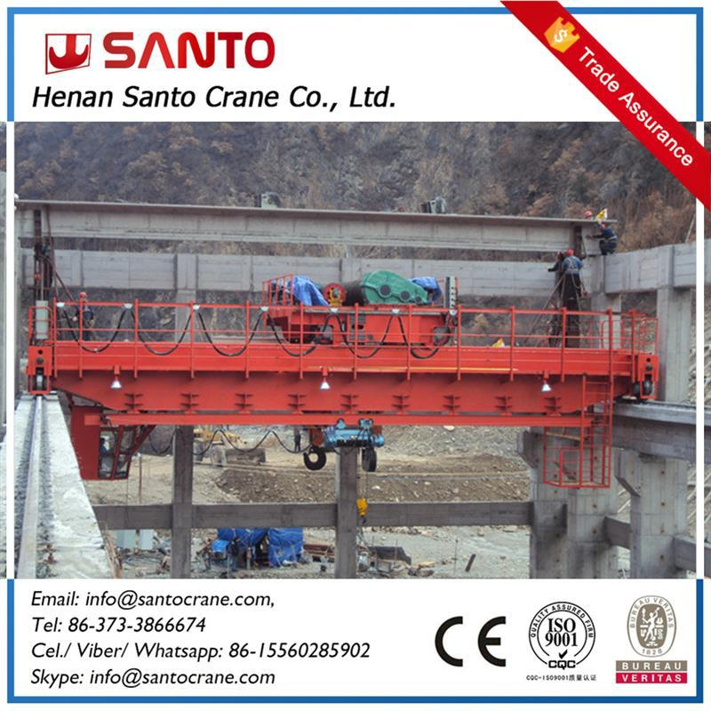 Bus Bar System For Traveling Overhead Crane