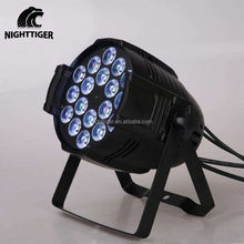China Manufacture Professional Manufacturer 18*12w LED Par Light