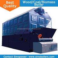 coal fired steam boiler for sale 1-15TPH Coal Fuel Fired Steam and Water Boiler Exported Europe High Quality Industrial Type
