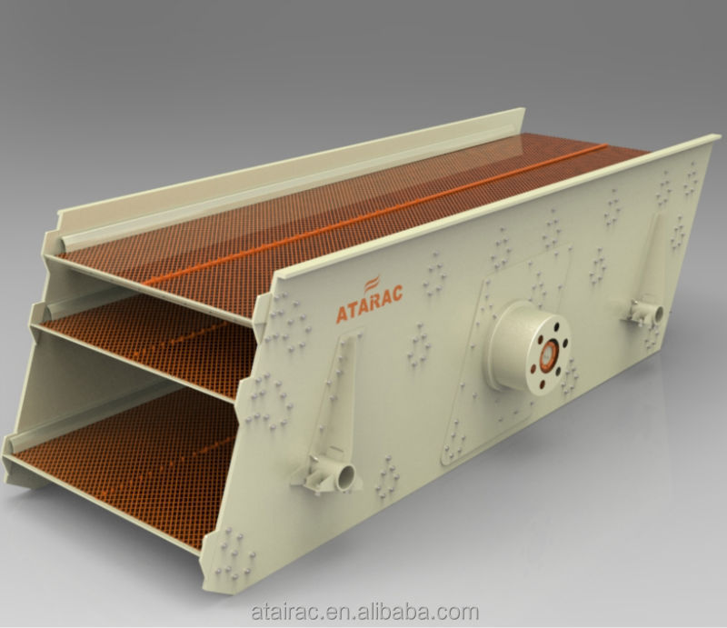 vibrating screen for silica sand buyers, YK vibrating screen