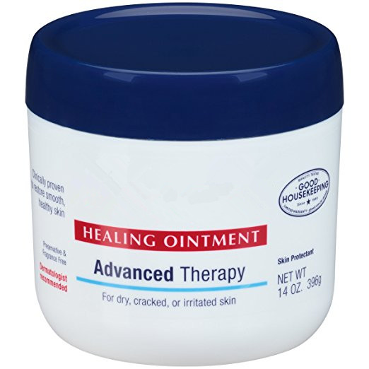 Advanced Therapy Healing Ointment Skin Protectant 14 Ounce Jar