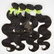 Free sample 7A One donor dyeable and bleachable 100% brazilian hair straightening