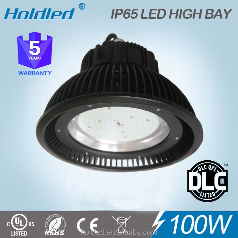 2016 hot-sale 100w UFO SMD LED High Bay light with UL No.E487785