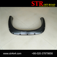 TOYOTA HILUX VIGO FENDER FLARES ABS PLASTIC MATERIAL 4X4 OFF ROAD PARTS PICKUP TRUCK ACCESSORIES