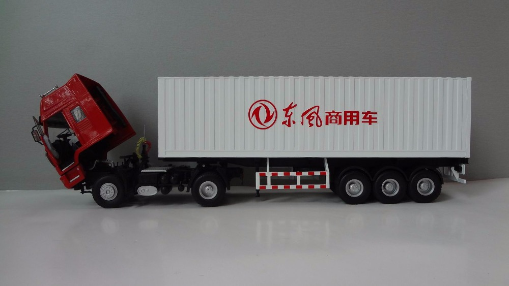 Movable model red 1 32 diecast Van model competitive price for sale