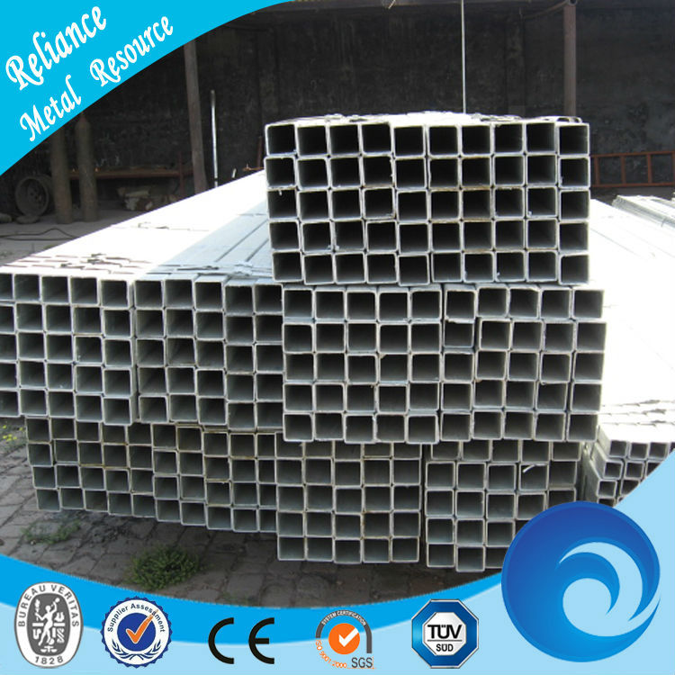Q345B LARGE DIAMETER GALVANIZED STEEL TUBE