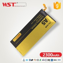 GBT18287 battery for Sam A5 2300MAH replacement battery welcome OEM
