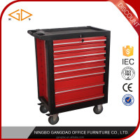 Top selling kraftwelle germany tool trolley,steel tool box cabinet