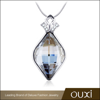 OUXI Wholesale Fashion Silver Pendant Jewelry