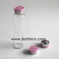 serum glass vial stopper butyl rubber