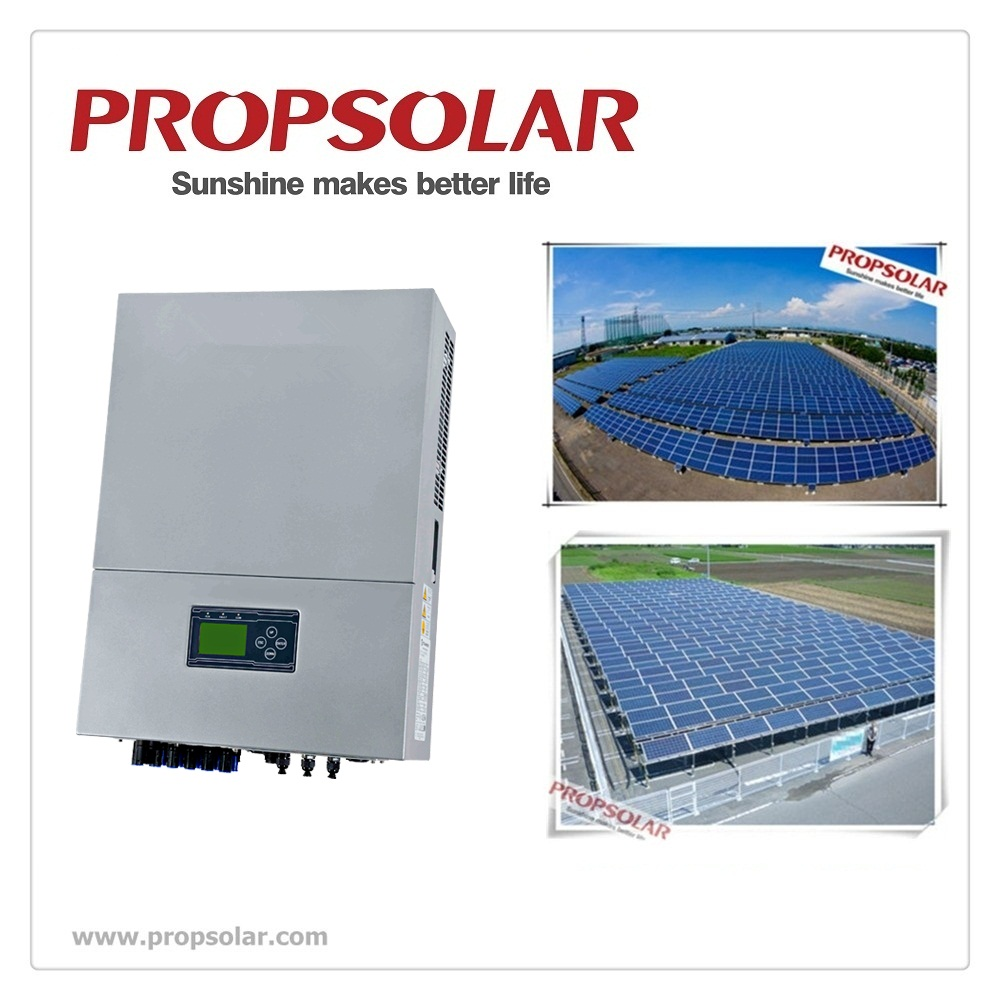 High Efficiency MPPT inverter 120kw With best quality and cheap price