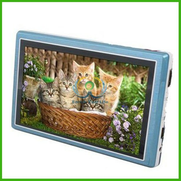 DMp-020 4.3-inch mp5 player full screen touch Support TV OUT portable music player