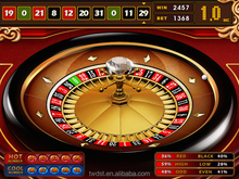 Royal Club Casino Roulette Software game board