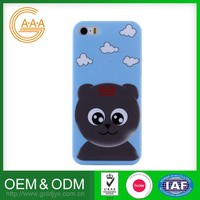 New Stylish Custom Oem Cell Phone Accessory Various Colors Reasonable Price Silicone+Pc Case