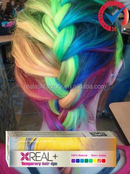 no need of wigs real plus blue hair dye purple hair dye