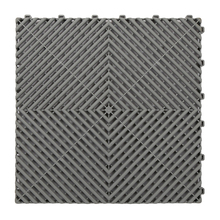Indoor garage modular interlock anti slip tile floor mat