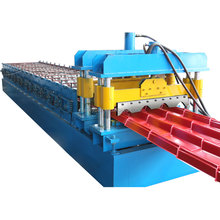 high level roof tile making roller machinery