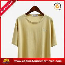Custom t-shirt manufacturer china cheap t shirt printing 100% cotton comfortable 90% polyester 10% cotton t-shirt