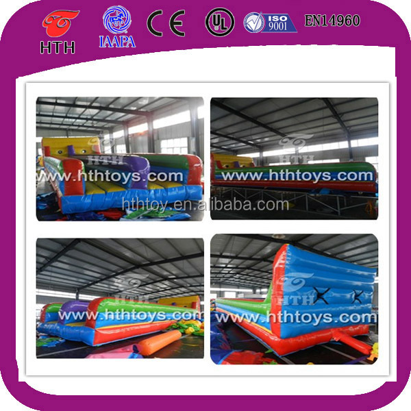 Hot Selling Inflatable Sports Game,Inflatable Channel/Runway