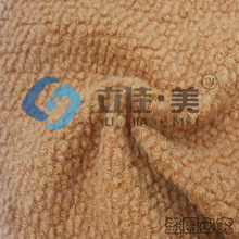 wool knit fabric Sweater Fabric alibaba china Polyester Wool Cotton Woolen Hubble Knit