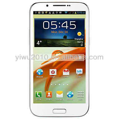 Android 4.0 1GHz CPU Smartphone with 4 Inch Capacitive Touchscreen (Dual SIM, GPS, 3G,WiFi)