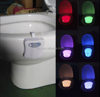 LED Toilet Light for bathroom/Motion Activated Toilet light/Energy saving toilet light