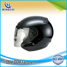 Manufacturing motorcycle parts half face helmet