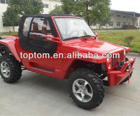 EEC approved 800cc 4x4 Sport Jeep