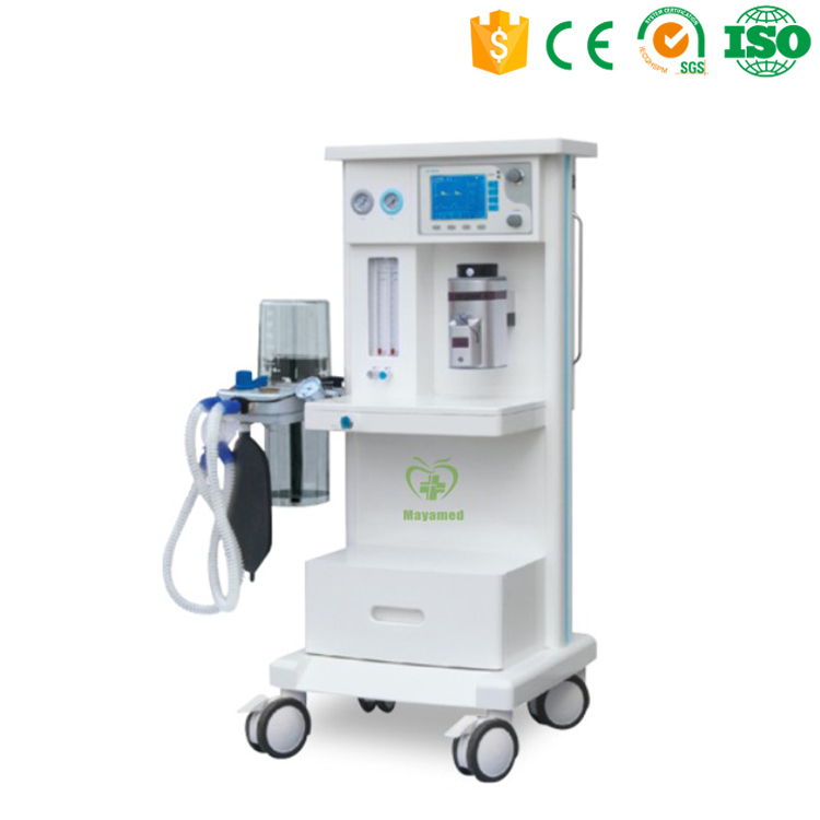 New Arrival Medical equipments CE/ISO Approved hospital use anestesia machine with ventilator