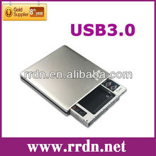 Super speed USB 3.0 External ODD/HDD Enclosure/Case
