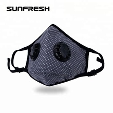 New fashion cute lovely anti dust full face snorkel pollution mouth mask