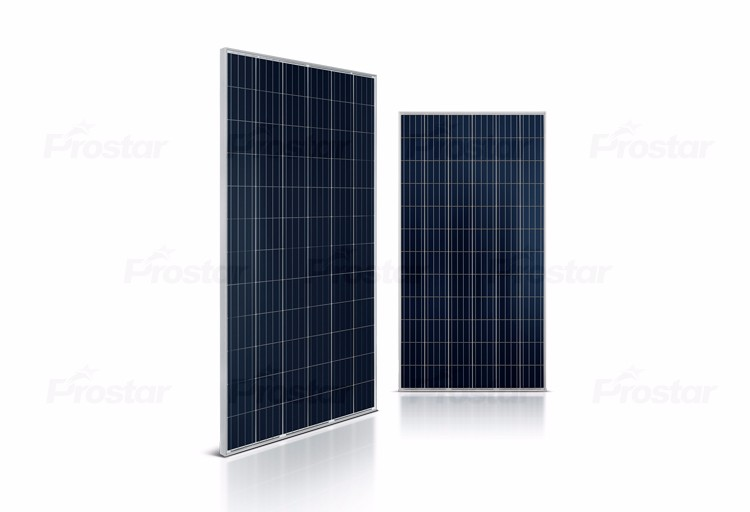 A grade 4BB best price Poly solar panel 24v 295w 295watt for home or industrial system with best price