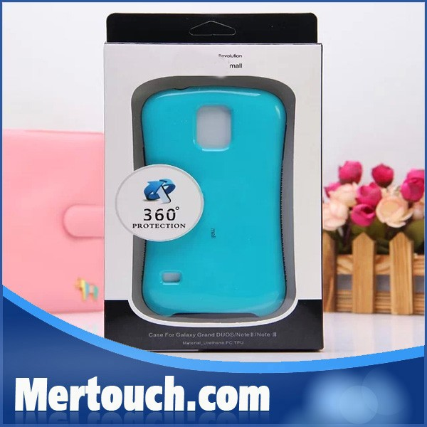 2016 new arrived hot sale for Samsung galaxy S4 iFace cover TPU hard PC back cover case for Samsung galaxy S4 iface phone case