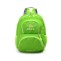 Custom Nylon School Backpack Bag