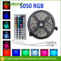 Hot Sale waterproof LED strip 5050 12V flexible light RGB White Warm white Cold white Blue Green Red Yellow