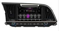 ugode car multimedia system auto radio dvd gps navigation fit 2015 new hyundai elantra