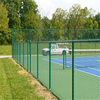 High quality pvc coated chain link wire mesh fence