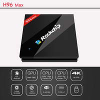 Digital Satellite Receiver With 3G 4G Sim Card 4Gb Ram 16Gb Rom Android Tv Box Free Sample H96 Pro